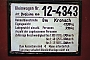 "Alpers 11131 - AHEF ""Klv 12-4343"" 19.02.1994 - Friedberg (Bayern)Mathias Bootz"