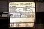 """AW Bremen 019 - DB AG """"06 0020"""" 31.01.1994 - NürnbergMathias Bootz"""