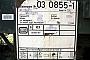 "AW Bremen 230 - DB ""03.0855"" 22.08.2007 - HeilbronnMathias Bootz"