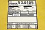 "DWM 13270 - DBG ""53 0105-"" 27.03.1994 - DuisburgMathias Bootz"
