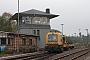 """GBM 63.1.233 - DB Netz """"97 17 53 028 18-4"""" 05.11.2006 - Duisburg-Hochfeld, Bahnhof SüdMalte Werning"""