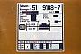 "IWK 61051-23 - DB  ""51 9188-7"" __.03.1998 - MannheimMathias Bootz"