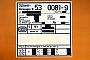 "IWK 61962-23 - DB AG ""53 0081-9"" 30.07.1994 - KasselMathias Bootz"