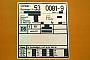 "IWK 61962-23 - DB AG ""53 0081-9"" __.07.1997 - KasselMathias Bootz"
