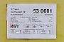 """IWK 61962-34 - WHG """"53 0601"""" 20.07.2012 - WürzburgDietmar Stresow"""