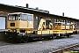 """IWK 61962-40 - DB """"Klv 53-0098"""" 02.05.1991 - Osnabrück, BahnmeistereiRolf Köstner"""