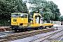 """IWK 61962-40 - DB """"Klv 53-0098"""" 31.08.1980 - Lengerich (Westfalen), BahnhofRolf Köstner"""