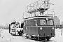 """Robel 26.01-V 1 - DB """"Klv 61-9111"""" 05.01.1985 - Kornwestheim, BahnbetriebswerkMalte Werning"""