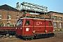 """Robel  26.01-V 8 - DB """"61 9110"""" 11.11.1984 - Heidelberg, DB-BahnbetriebswerkKurt Sattig"""