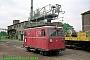 """Robel  26.01-V 8 - DB """"61 9110"""" 01.08.1984 - Heidelberg, DB-BahnbetriebswerkNorbert Schmitz"""