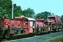 """Robel  26.01-V 8 - DB """"61 9110"""" __.__.1985 - Nürnberg-Stein Stephan Knorr"""