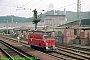 "Robel 26.01-RB 6 - DB ""61 9127"" 02.08.1984 - Mettlach, BahnhofNorbert Schmitz"