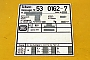 "Robel 54.13-1-RN 20 - DB AG ""53 0162-7"" 09.05.2000 - GelnhausenMathias Bootz"