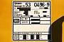"""Robel 54.13-5-RW 27 - DB AG """"53 0496-9"""" 10.01.1998 - UlmMathias Bootz"""