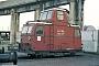 """Robel ? - DB """"Klv 81-9601"""" 02.05.1979 - Düsseldorf-Derendorf, BahnbetriebswerkMartin Welzel"""