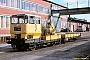 """Schöma 2712 - DB """"Klv 53-0002"""" 15.02.1988 - Osnabrück, Bahnmeisterei Rolf Köstner"""