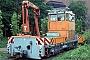 """Schöma 4740 - Rheinbahn """"5151"""" 30.06.1996 - Düsseldorf, Betriebshof HeerdtRainer Wittbecker [†], Archiv Christoph Beyer"""