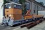 """Schöma 4741 - Rheinbahn """"5152"""" 30.06.1996 - Düsseldorf, Betriebshof HeerdtRainer Wittbecker [†] (Archiv Christoph Beyer)"""