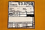 "Windhoff 2328 - DB AG ""53 0750-9"" 30.07.1994 - WabernMathias Bootz"