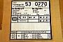 """Windhoff 2348 - DB AG """"53 0770-7"""" 10.04.1994 - WiesbadenMathias Bootz"""