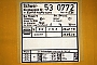 "Windhoff 2350 - DB AG ""53 0772-3"" 30.07.1994 - KasselMathias Bootz"