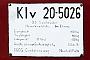 """WMD 1935 - DGEG """"Klv 20-5026"""" 30.05.2009 - Neustadt (Weinstraße)Wolfgang Mauser"""