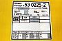 """Waggon-Union 16736 - DB AG """"53 0225-2"""" 19.07.2000 - Weil am Rhein-HaltingenMathias Bootz"""