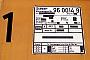 "Waggon-Union 17578 - DB ""96.0014"" 14.02.1995 - Friedberg (Hessen)Mathias Bootz"