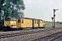 """Waggon-Union 17591 - DB Netz """"96 0023-0"""" 28.08.1997 - Sontheim (Brenz)Werner Peterlick"""