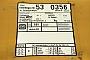 """Waggon-Union 17613 - DB AG """"53 0356-5"""" 01.06.2002 - HamburgMathias Bootz"""